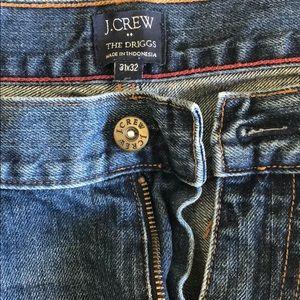 J. Crew Jeans - Men's J Crew jeans, size 31x32.
